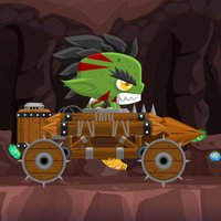 Monster Truck Dash - Backflip & Ramp Race Games