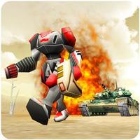 Super Monster Robots Battle
