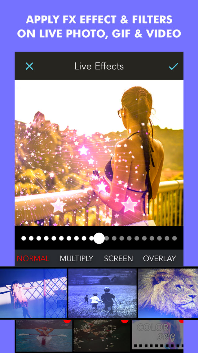 GIF Maker - Add Music to Videos & Video To GIF App for