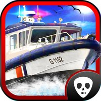 911 Police Boat Parking : Ship Driving School