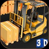 Forklift simulator – Grand forklifter simulation