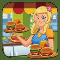 Burger Cooking Chef - Hamburger Make Game For Kids
