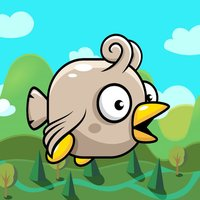 Silly Flappy - A fun an addictive flying bird game