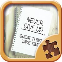 Quotes Jigsaw Puzzles - Real Puzzle Matching Games