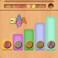 Educa - Montessori games kids