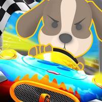 丛林竞赛 - 狂野飞车单机游戏