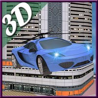 Helicopter Car Airborne 3D
