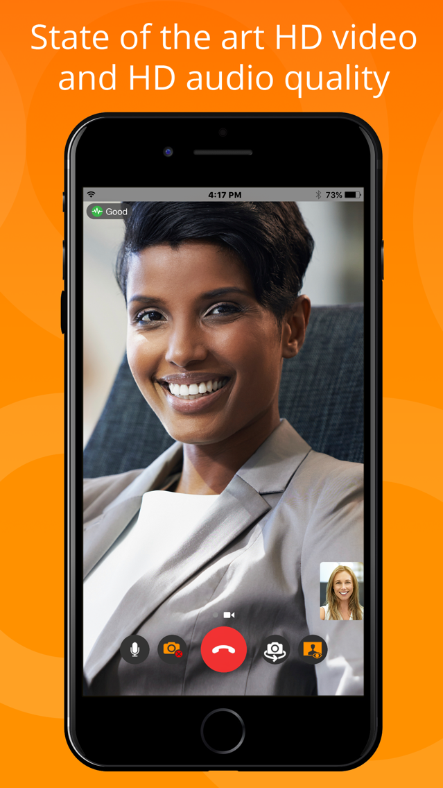 Bria Mobile: VoIP Softphone App for iPhone - Free Download