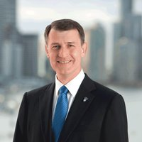 Lord Mayor Graham Quirk