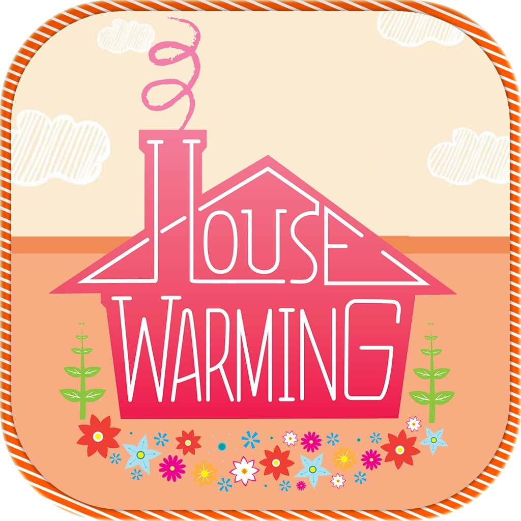 housewarming invitation cards app for iphone  free