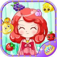 草莓甜心糖果乐园-水果糖糖假日甜心大作战儿童游戏