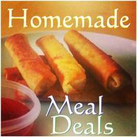 Homemade Meal Deals