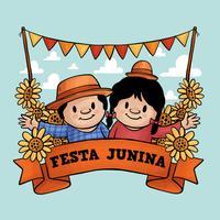 Festa Junina Festival Stickers