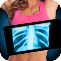 Simulator X-Ray Scanner Chest