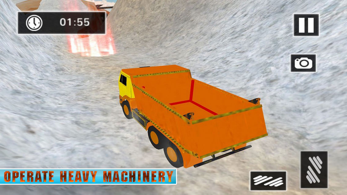 Drive Heavy Machines Construct App for iPhone - Free