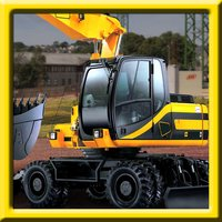 Construction driving simulator - Excavators