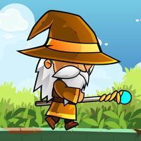 Run Jump Wizard