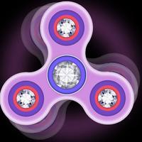 FIdget Diamond: The Top Spinner Game