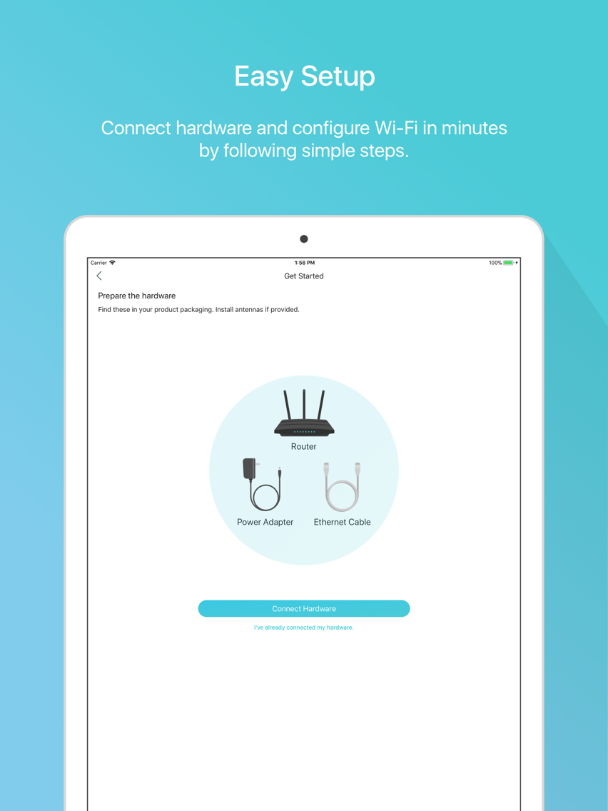 TP-Link Tether App for iPhone - Free Download TP-Link Tether