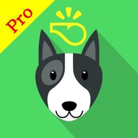 Dog Whistle Pro clicker training and stop barking