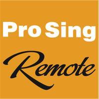 ProSing Karaoke Remote