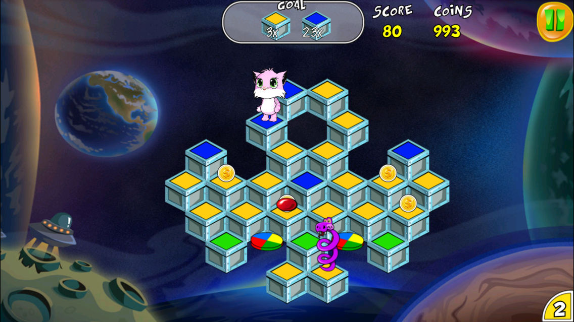 Jump Mania - Classic Retro Game App for iPhone - Free