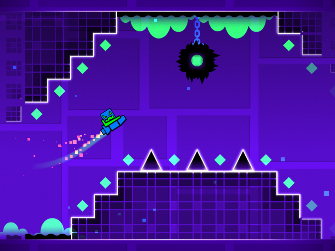 Geometry Dash App For Iphone Free Download Geometry Dash For Iphone Ipad At Apppure