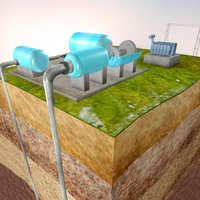 VR Geothermal Energy