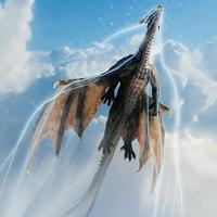 Fire Flying Dragon Simulator