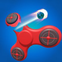 Fidget &Bottle Shooter 3D Game