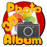 Photo Album 3D Social Network