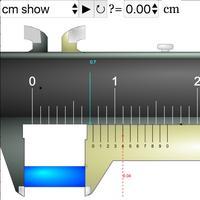 Vernier Calipers Simulator Pro