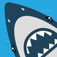 Bouncy Shark