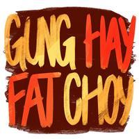 Gung Hay Fat Choy! Stickers