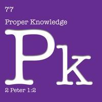 Proper Knowledge Ministries