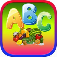 ABC Kids First Words - Vegetables Fruits Alphabet