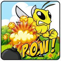 Bee Wars Fight