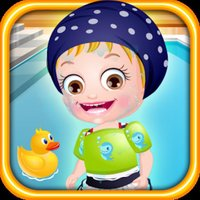 Baby Hazel : Swimming Time