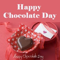 Happy Chocolate Day Messages,Greetings And Images