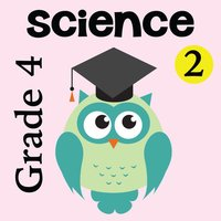 4th Grade Science Glossary # 2 : Learn and Practice Worksheets for home use and in school classrooms