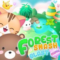 Forest Smash Blast Mania