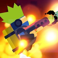 Jetpack Fire - Free Offline Action Shooting Game