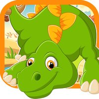 dinosaur world : pre-k puzzle