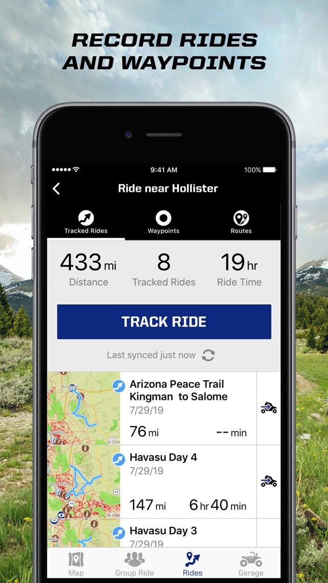 Polaris Ride Command App for iPhone - Free Download Polaris