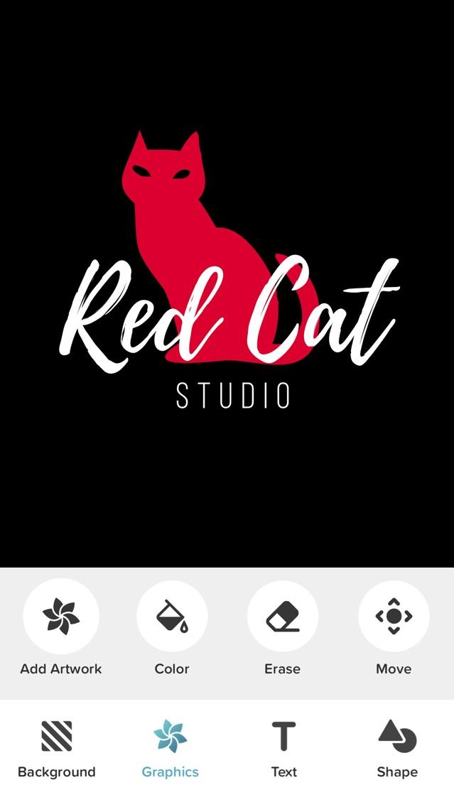 Logo Maker - Logo Design Shop App for iPhone - Free Download