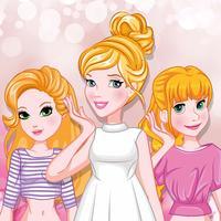 Dress Up Sugar Fashion Girls Story