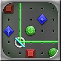 Laser Strike - Laser mirror puzzle