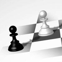 Chess 2 player - Chess Puzzle
