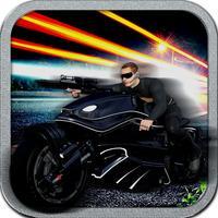 Heavy Traffic Moto Race: Crazy City Moto Shooter