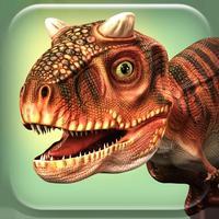 AR小恐龙快长大